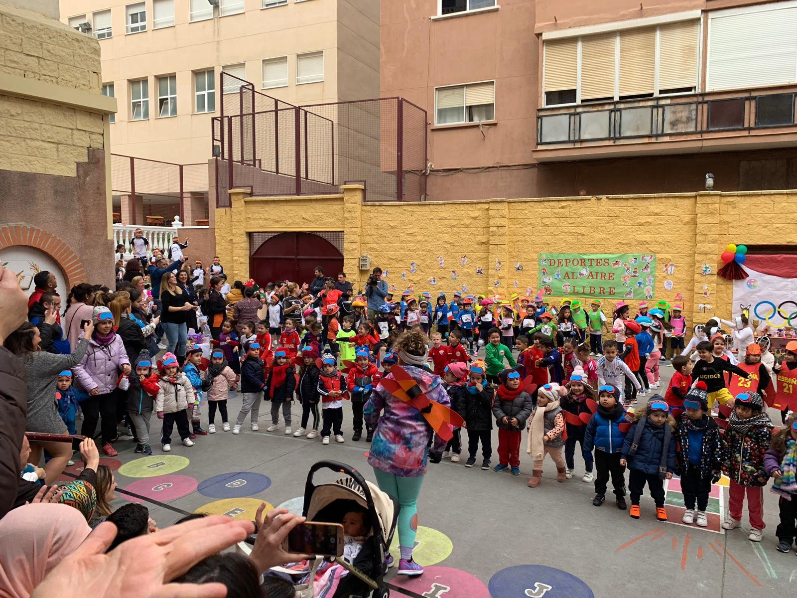El Colegio Beatriz De Silva Celebra Su Tradicional Pasapatio